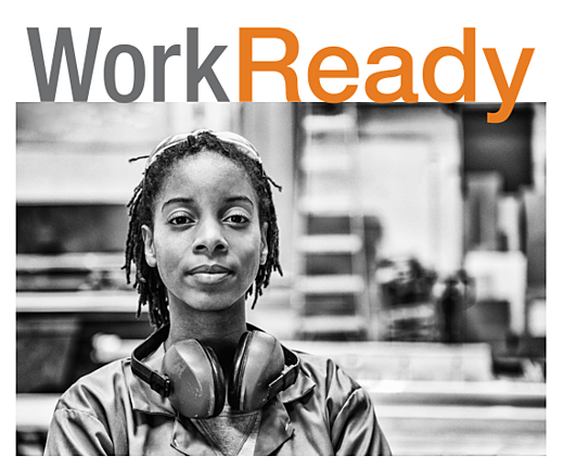 Work Ready Logo + Image